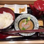 築地寿司清鯛茶漬け